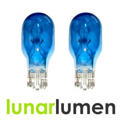 Lunar Lumen W16W T15 Super White Halogen Bulbs